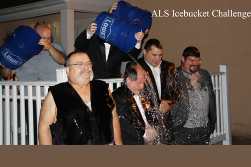 2015 ALS Ice Bucket Challenge